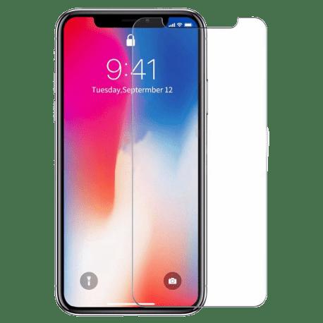 film en verre trempe iphone x