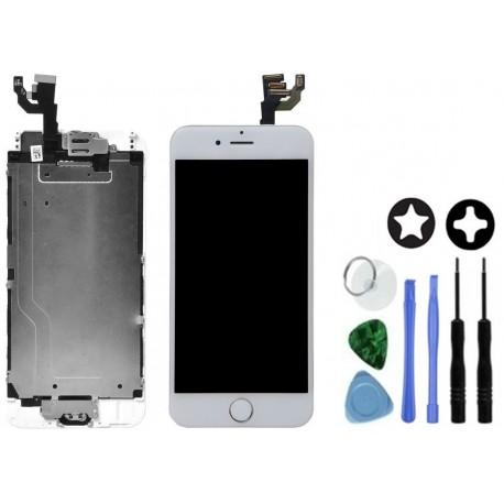 ecran complet iphone 6 blanc outils