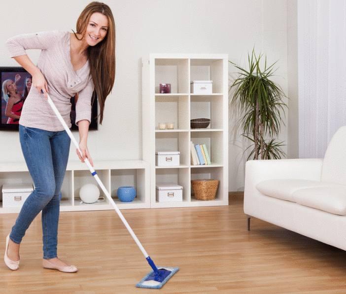 comment nettoyer un parquet flottant