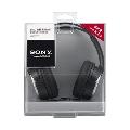 SONY ステレオヘッドホン MDR-XD150 ブラック