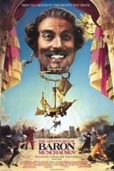 The Adventures of Baron Munchausen Trailer (1989)