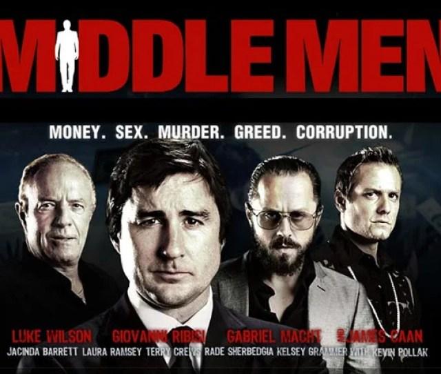 Middle Men Poster 9