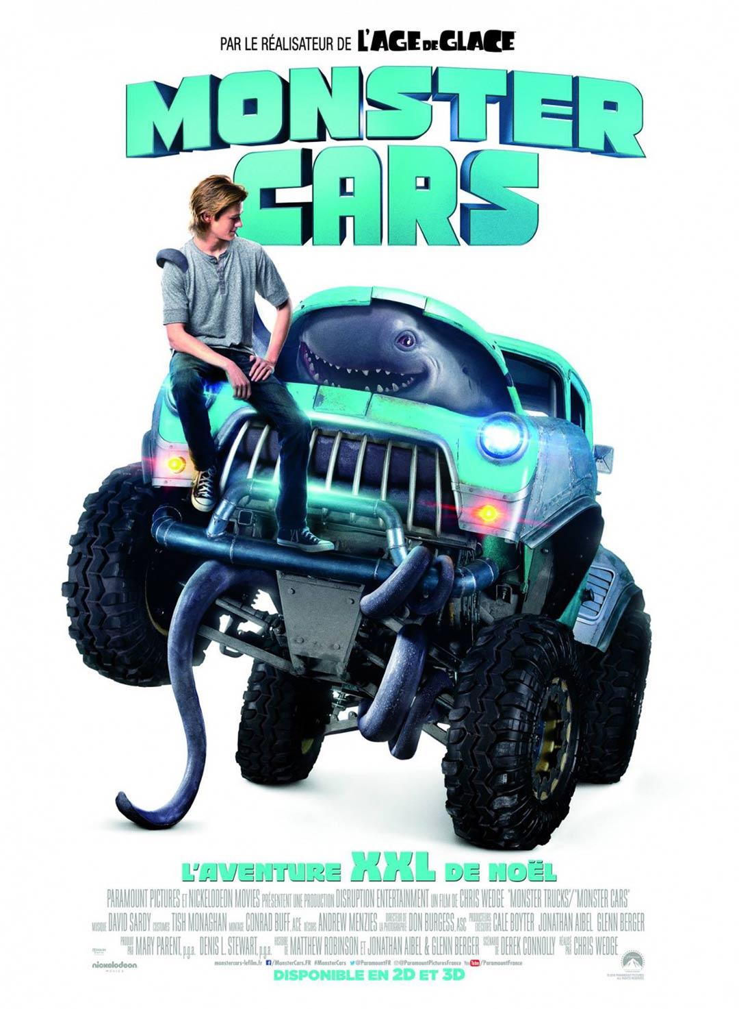 monster trucks 2017 poster 4