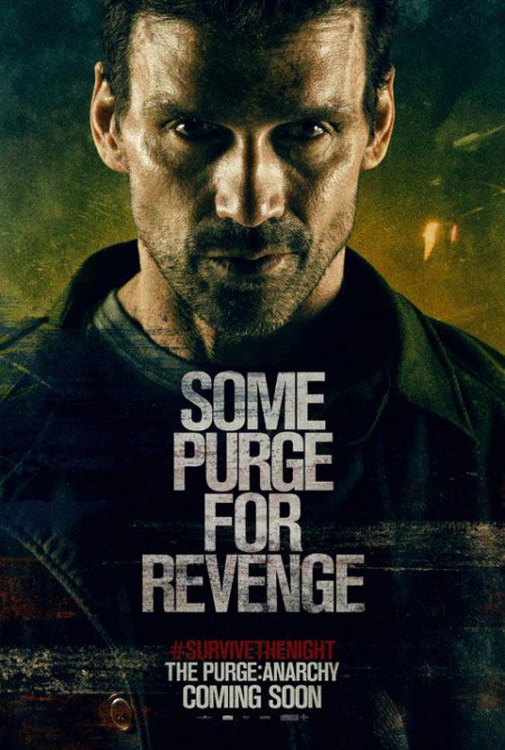 The Purge Anarchy 2014 Poster Traileraddict