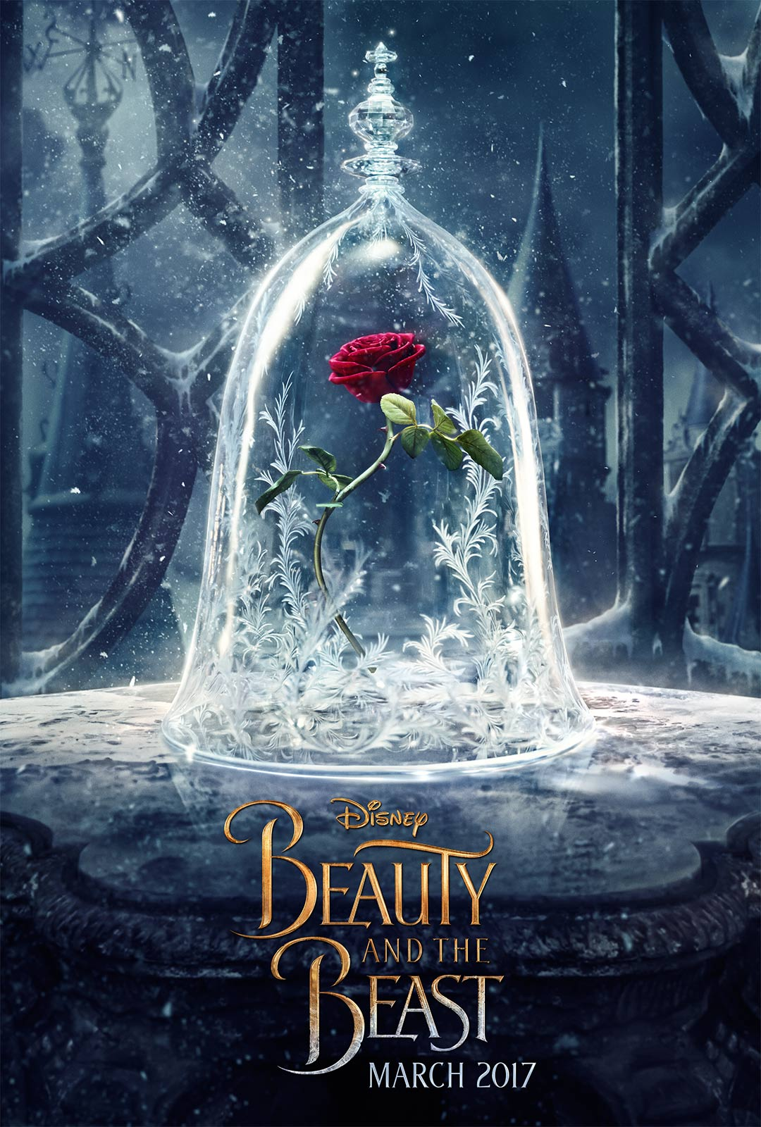 Beauty And The Beast Poster 1
