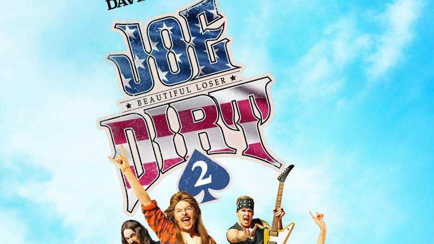 Joe Dirt 2 Beautiful Loser Teaser Trailer 2015