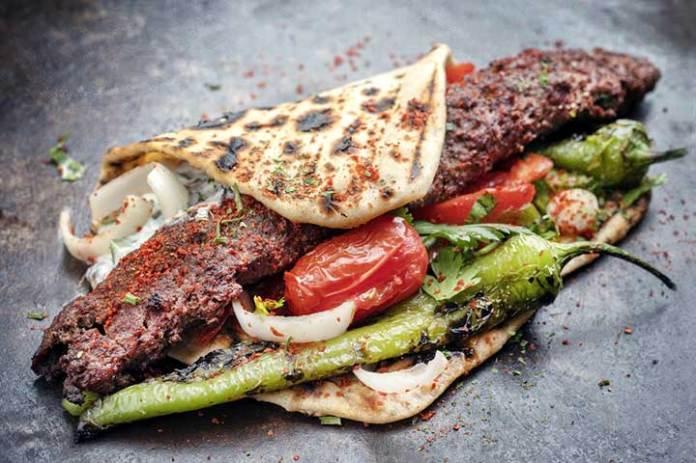 Image result for turkish adana kebab