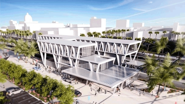 West Palm Beach Unveils Plans for New Station