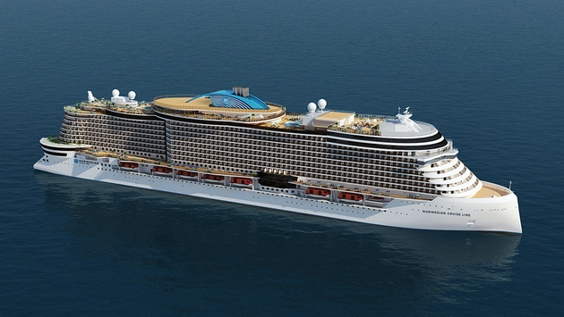 Norwegian Unveils Bold New Ship Design