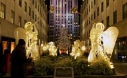 Rockefeller Center Christmas display