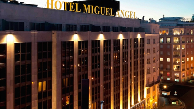BlueBay Group Starts to Manage Hotel Miguel Angel in Madrid