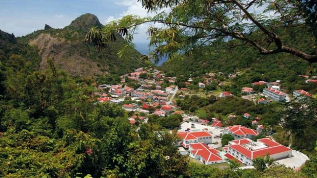 Saba: Get Lost in This Hidden Oasis