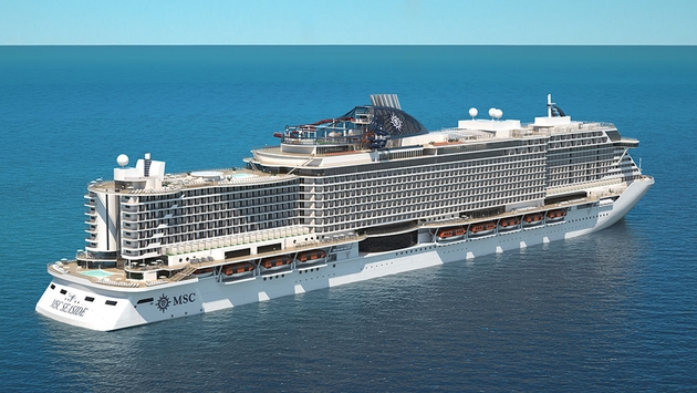 MSC Cruises Anticipates American and Chinese Expansions