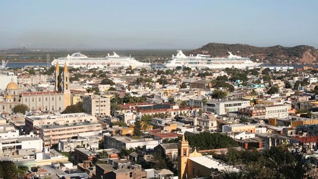 Resultado de imagen para cruise ships images mazatlan