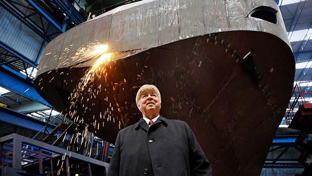 Viking Cruises Kicks Off 20th Anniversary Celebration