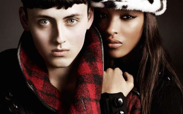 Burberry Fall 2011 Campaign