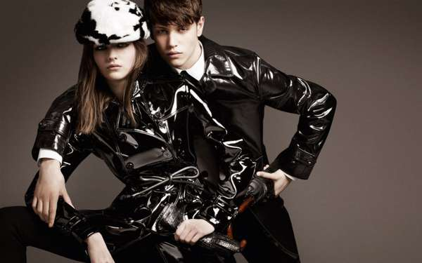 Burberry Fall 2011 Campaign 5