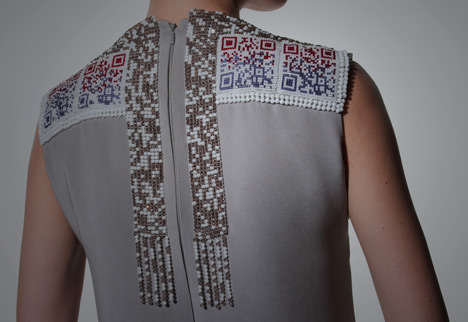 qr coded fashion