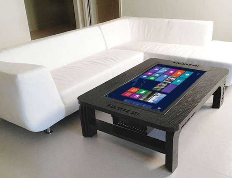14 touch screen table designs