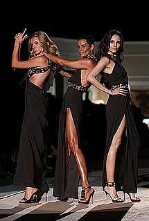 70s Disco Fashion Shows Dsquared2 RTW Spring 2009