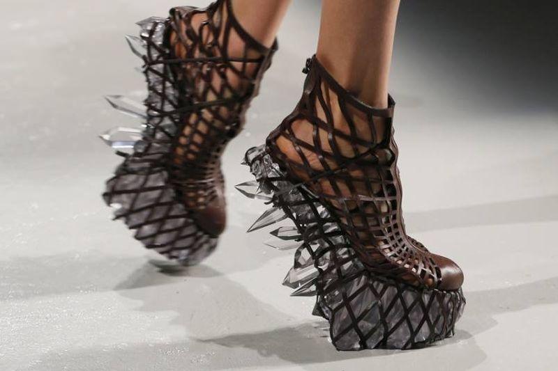 Resultado de imagen de artistic shoes