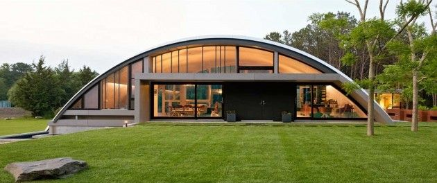 Quonset Home Design