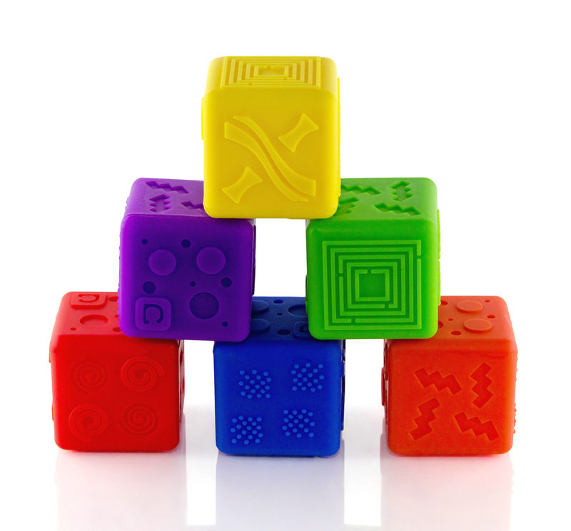 Safety Conscious Building Blocks Baby Blocks