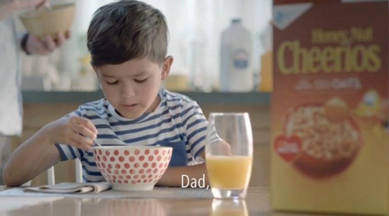Bilingual Cereal Commercials Cheerios Commercial