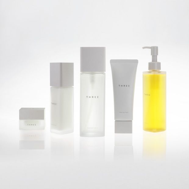 Prismatic Skincare Collections Cosmetic Product Packaging