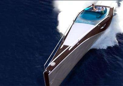 Magnificent Motor Yachts Exclusive Eden Speedboat Fuses