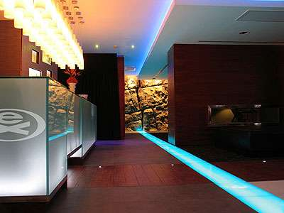 Extreme Hotels Luxury For Adrenaline Junkies Building