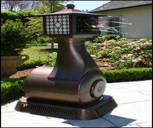 outdoor air conditioning intelli cool