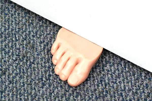 Doorstopper Foot
