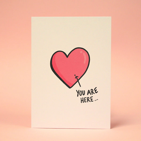 Unrequited Love Valentines Cards Funny Valentines Day