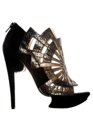 Chiseled Heels