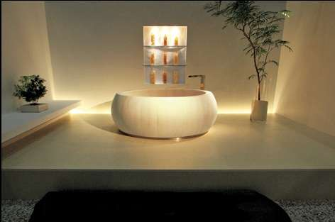 Wooden Bathtubs The Hinoki Cypress Furo
