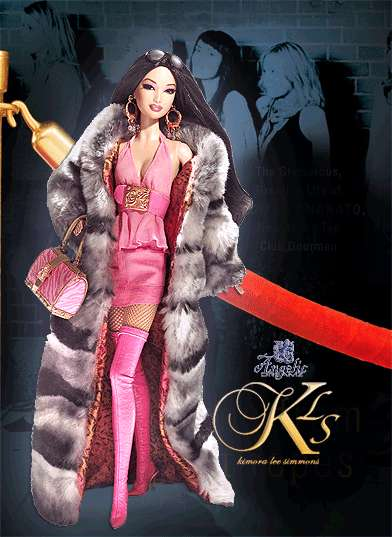 Fashion Designer Dolls Kimora Lee Simmons Barbie