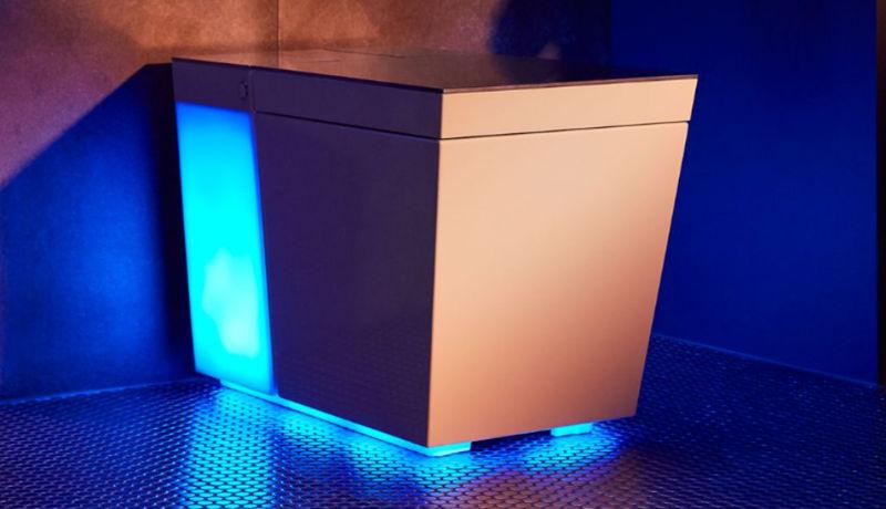 Immersive Colorful Smart Toilets Kohler Numi 20