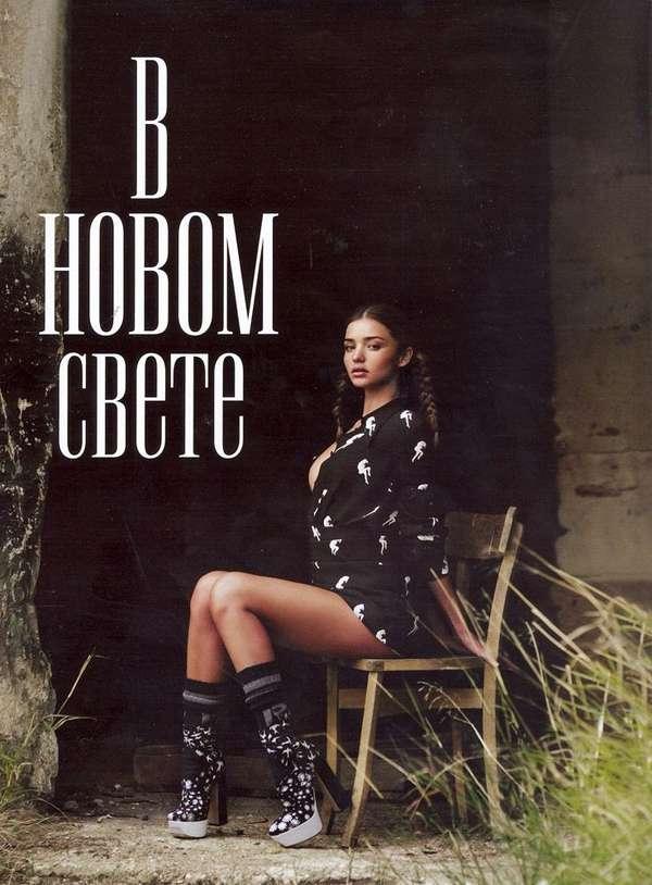 Fashion Russia Culture