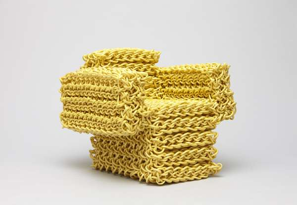 Noodle Inspired Seating Obsession Furniture By Korean