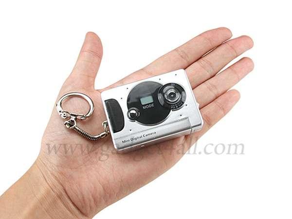 Keyring Webcams The Multitasking Mini Digital Camera