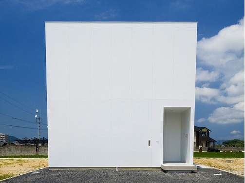 White Cube Homes Parallel House