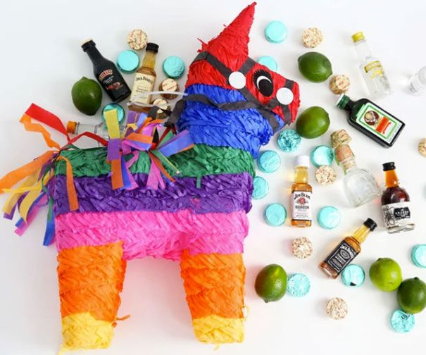 Image result for boozy pinata