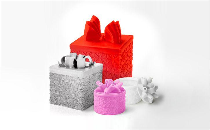 3D Printed Gift Boxes Printed Gift Box