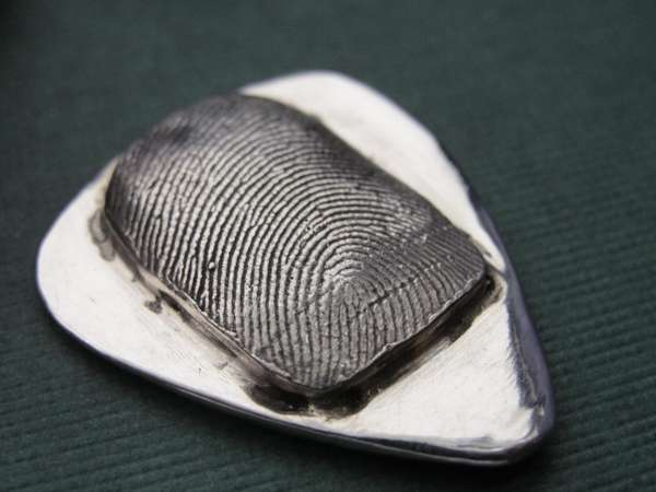 Personalized Fingerprint Jewelry