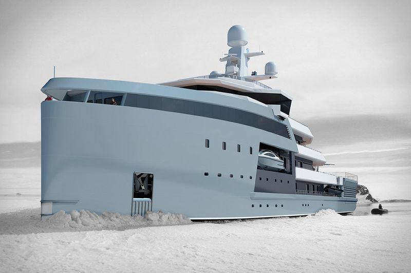 Arctic Ready Yachts Seaxplorer Expedition Yacht