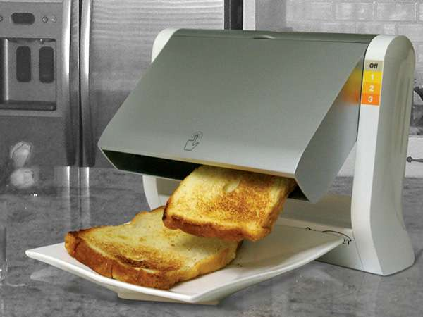Playful Kitchen Appliances See Saw Toast
