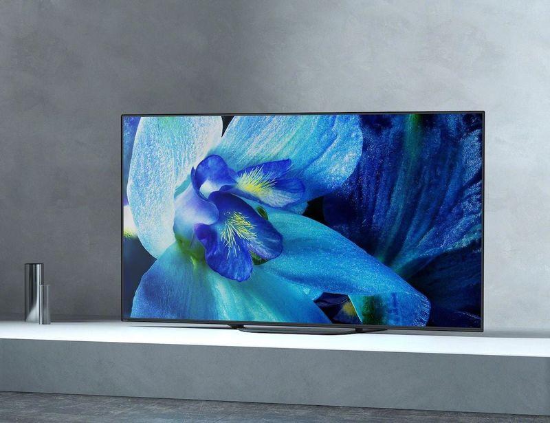 Precision Processor-Powered TVs : Sony MASTER Series A9G