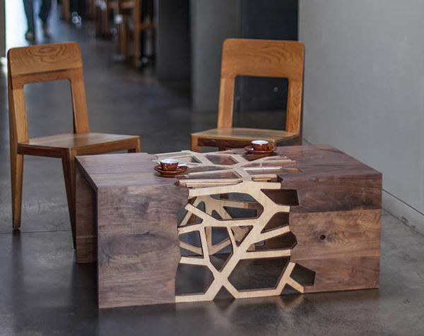 Branch Inspired Coffee Tables Table Design