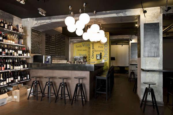 Industrial Wine Bars : Wine Bar